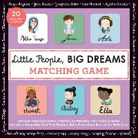 Little People, BIG DREAMS Matching...