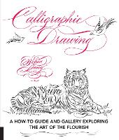 Calligraphic Drawing: A how-to guide...