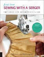 First Time Sewing with a Serger: The...