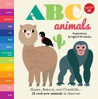 Little Concepts: ABC Animals: Alpaca,...