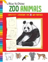 How to Draw Zoo Animals: Step-by-step...
