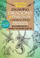 The Little Book of Drawing Dragons &...
