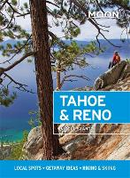 Moon Tahoe & Reno (First Edition)