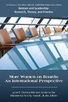More Women on Boards: An ...