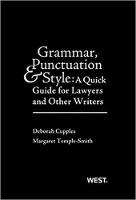 Grammar, Punctuation, and Style: A...