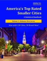 America's Top-Rated Smaller Cities,...