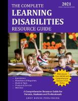 Complete Learning Disabilities...