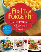 Fix-It and Forget-It Slow Cooker...