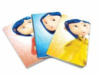 Coraline Pocket Notebook Collection:...