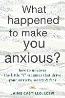 What Happened to Make You Anxious?:...