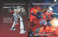 Transformers Legacy The Art of...
