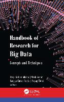 Handbook of Research for Big Data:...