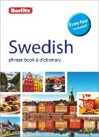 Berlitz Swedish phrase book & dictionary