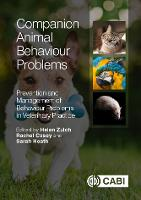 Companion Animal Behaviour Problems:...