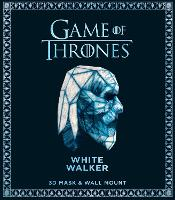 Game of Thrones Mask - White Walker:...