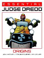 Essential Judge Dredd: Origins, Volume 3