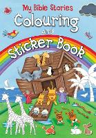 My Bible Stories Colouring and ...