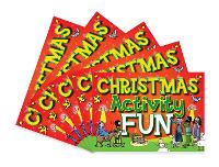 Christmas Activity Fun: Pack of 5
