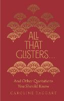 All That Glisters ...: And Other...