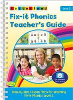 Fix-it Phonics - Level 2 - Teacher's...