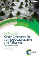 Green Chemistry for Surface Coatings,...