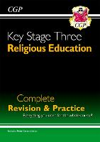 New KS3 Religious Education Complete...