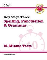 New KS3 Spelling, Punctuation and...
