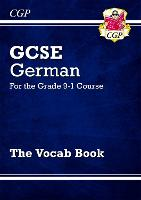New GCSE German Vocab book for the...