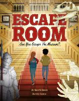 Escape the Museum: Can you solve the...