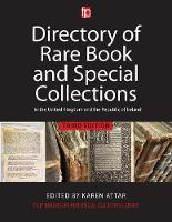 Directory of Rare Book and Special...