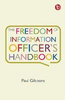The Freedom of Information Officer's...