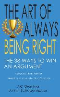 The Art of Always Being Right: The 38...