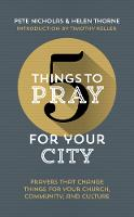 5 Things to Pray for Your City:...