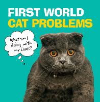 First World Cat Problems: What am I...