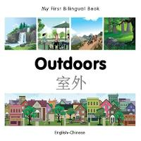 My First Bilingual Book - Outdoors...