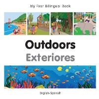 My First Bilingual Book - Outdoors -...
