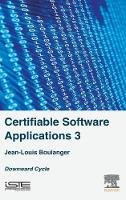 Certifiable Software Applications 3:...