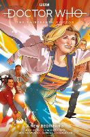 Doctor Who: The Thirteenth Doctor...