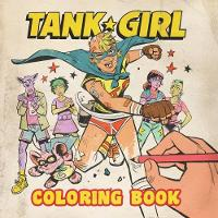 Tank Girl Coloring Book