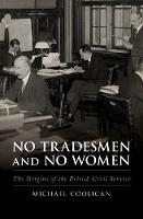 No Tradesmen and No Women: The ...