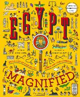 Egypt Magnified: With a 3x Magnifying...