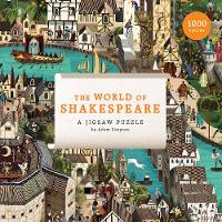 WORLD OF SHAKESPEARE 1000PC PUZZLE