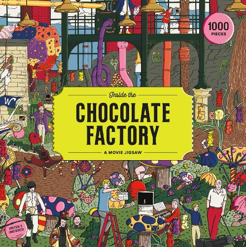 Inside the Chocolate Factory: A ...