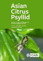 Asian Citrus Psyllid: Biology, ...