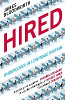 Hired: Six Months Undercover in...