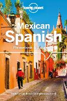Lonely Planet Mexican Spanish phrasebook
