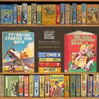 Bodleian Library - Book Covers Wall...