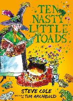 Ten Nasty Little Toads: The Zephyr...