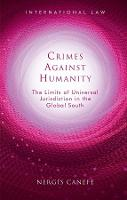 Crimes Against Humanity: The Limits ...