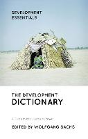 The Development Dictionary: A Guide ...